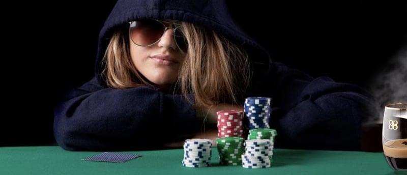 Tel Aviv Escort Playing Poker